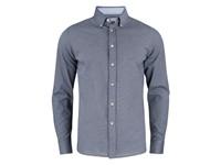 Harvest Burlingham Jersey Shirt Navy/White S