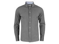 Harvest Burlingham Jersey Shirt Black/White XXL