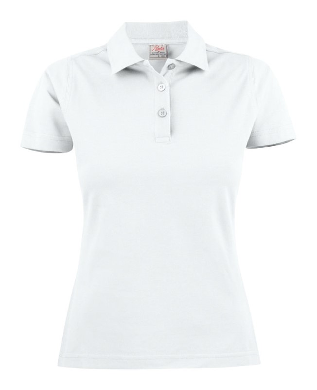 Surf Light Polo Lady White M