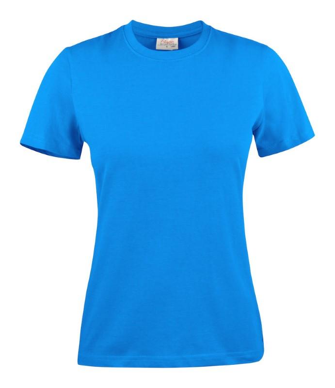 Printer Light T-shirt Lady