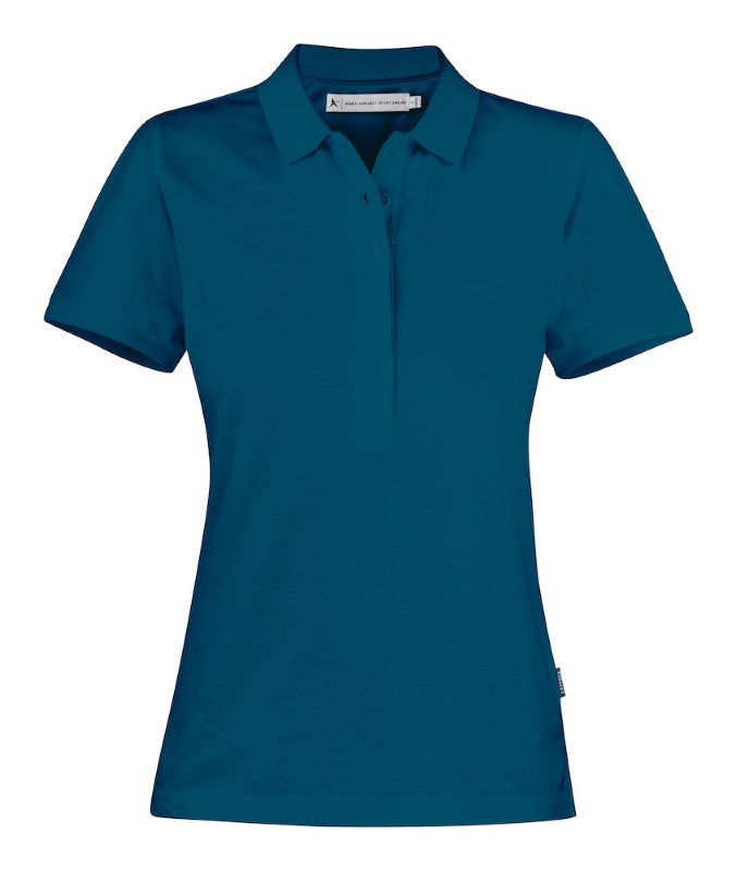 Harvest Neptune Polo Lady Petrol M