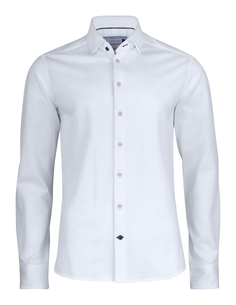 Indigo Bow 34 Slim fit White XXL