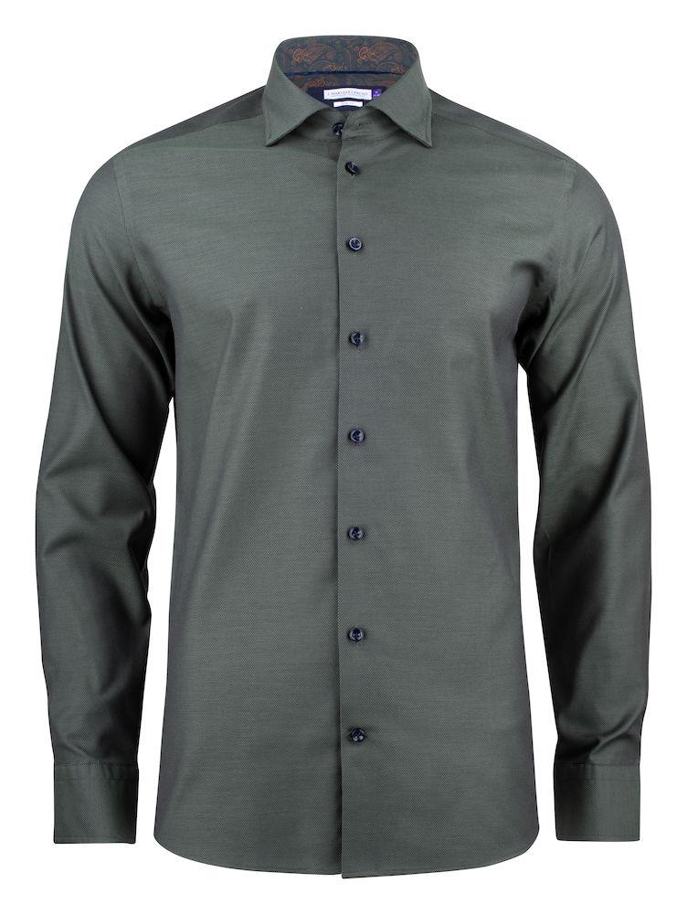 J. Harvest & Frost Purple Bow 142 Regular Shirt