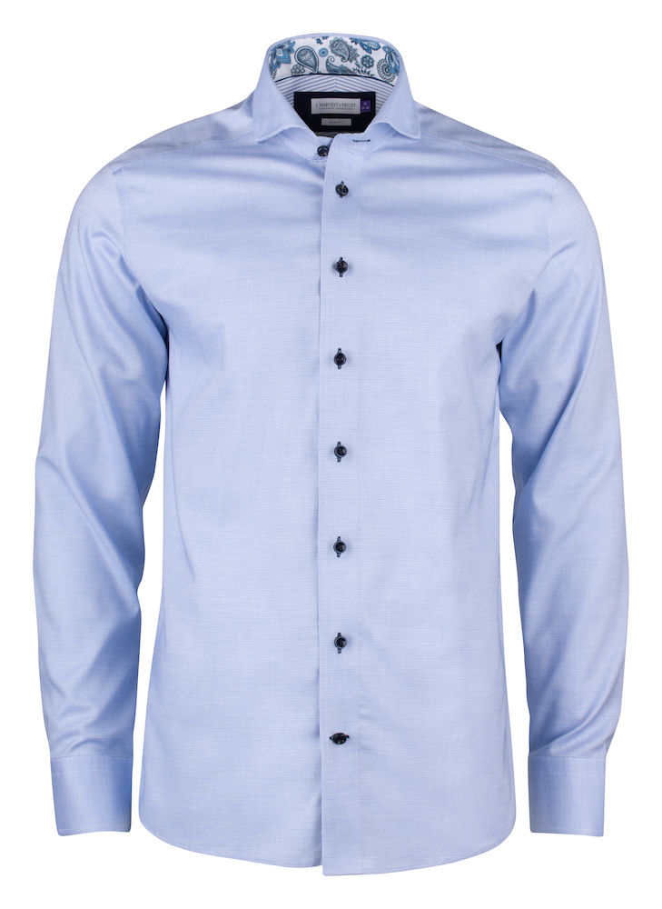 J. Harvest & Frost Purple Bow 145 Regular Shirt