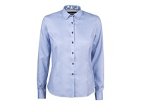 J. Harvest & Frost Purple Bow 145 Woman Shirt