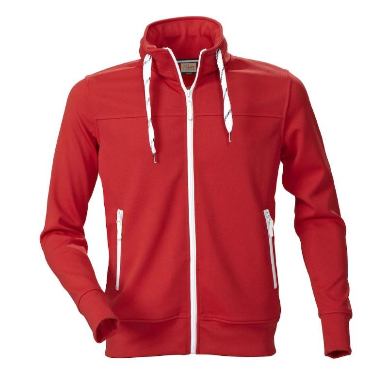 Printer Jog Lady Sweatshirt Red S