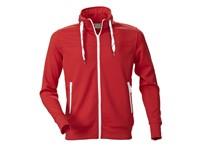 Printer Jog Lady Sweatshirt Red XXL