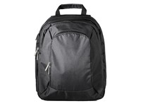 Harvest Mountain View Backpack Black ONE SIZE
