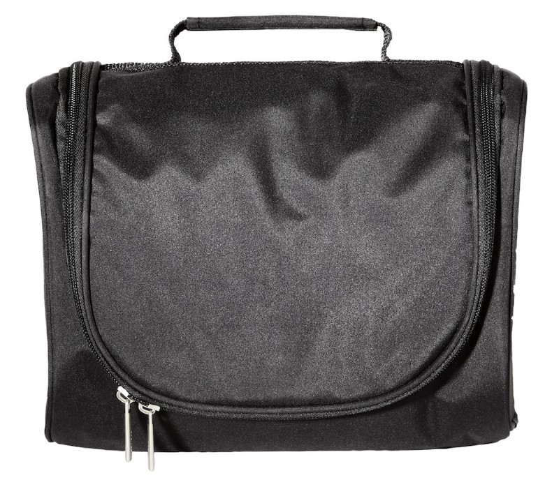 Harvest Milpitas Toiletry Bag Black ONE SIZE