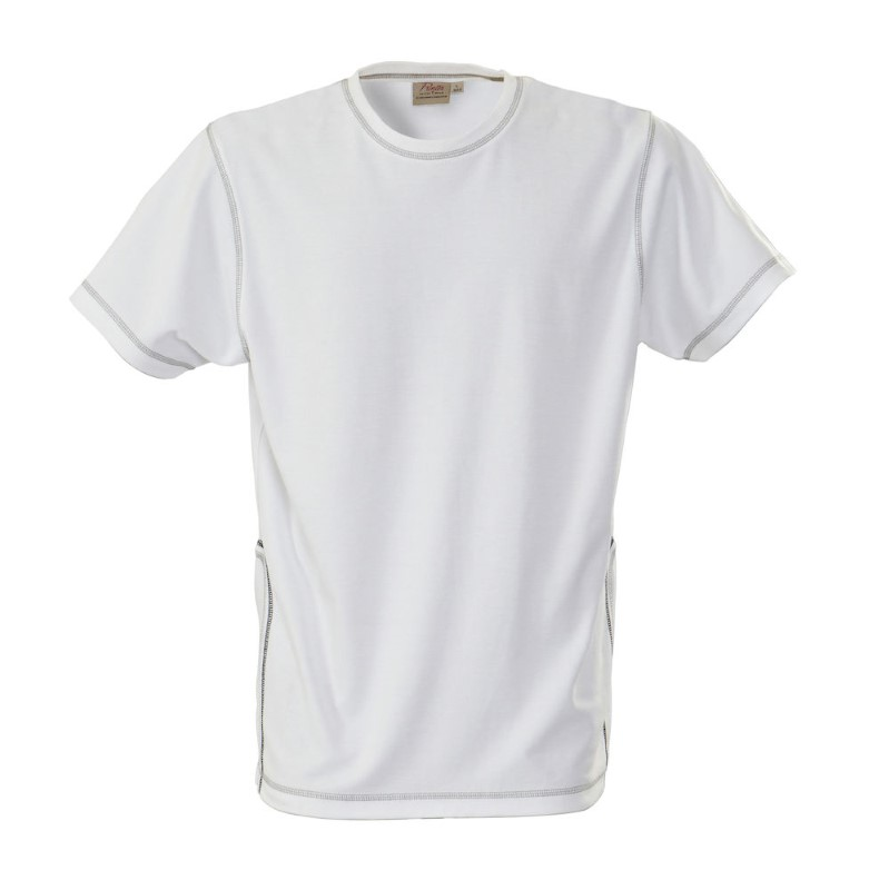 Printer Sprint Functional T-Shirt White XXL