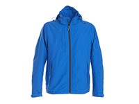 Printer Flat Track Jacket Ocean blue S