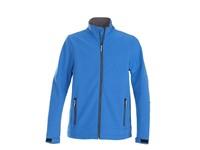 Printer Trial Softshell Jacket Ocean blue S