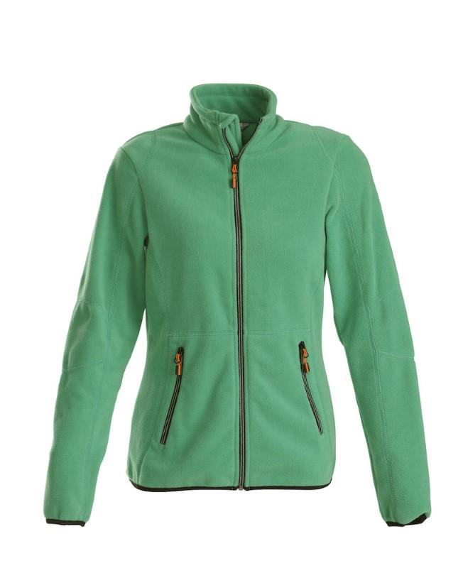 Printer Speedway lady fleece jacket Fresh green L