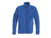 Printer Speedway fleece jacket Ocean blue S