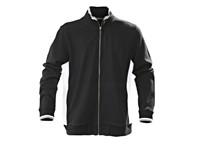 Harvest Atlanta Piqué Jacket Black XL