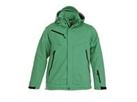 Printer Skeleton Softshell Jacket Fresh green XL