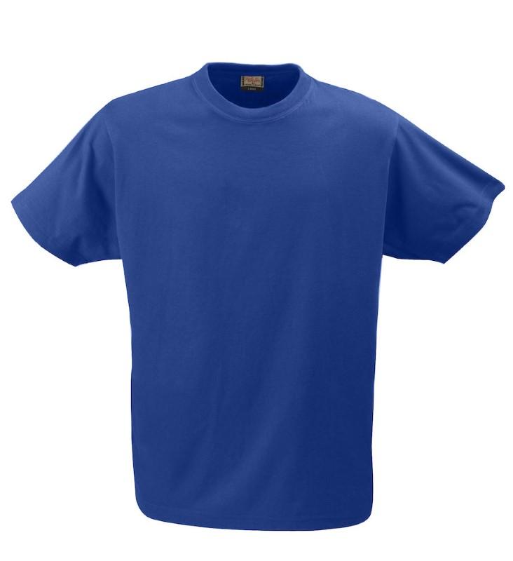 Printer heavy t-shirt RSX Blue 3XL