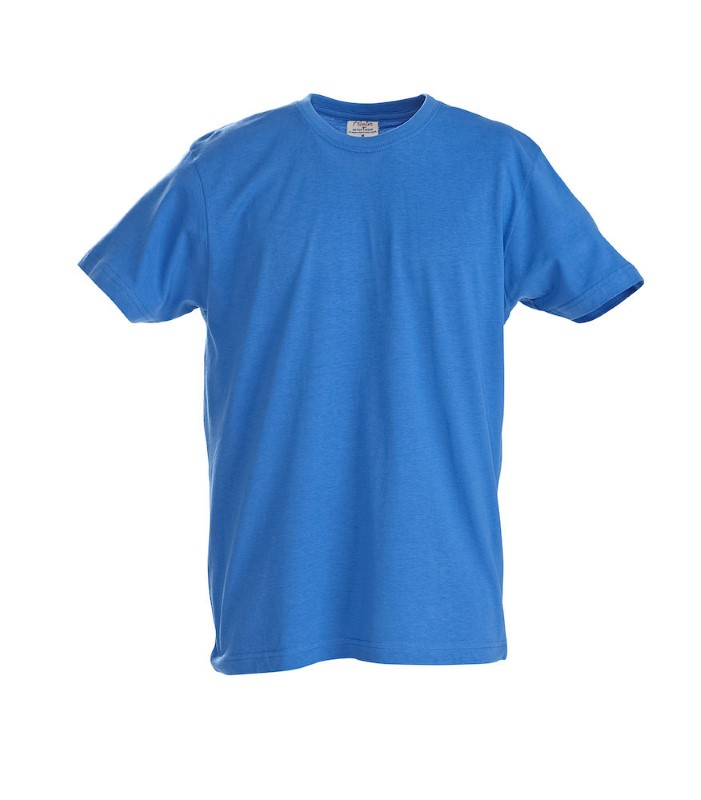 Printer heavy t-shirt RSX Ocean blue XXL
