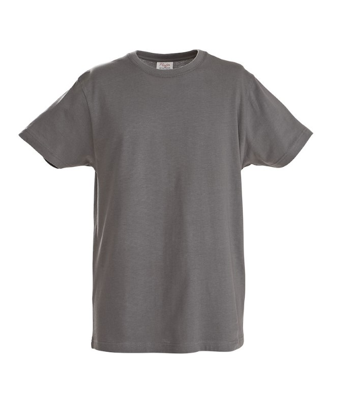 Printer heavy t-shirt RSX Steel grey XXL