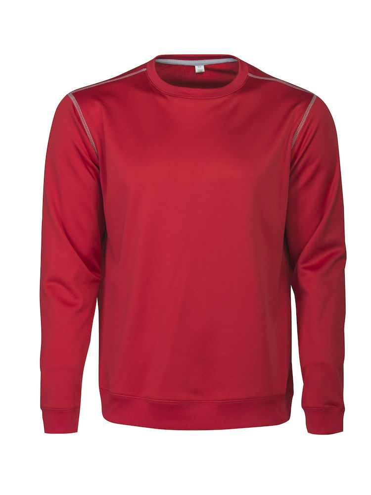 Printer Marathon crewneck sweater