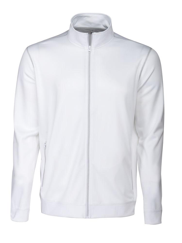 Printer Duathlon Sweatshirt Jacket White M