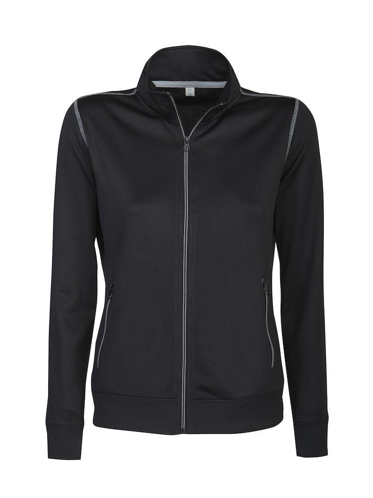 Printer Duathlon Lady Sweatshirt Jacket