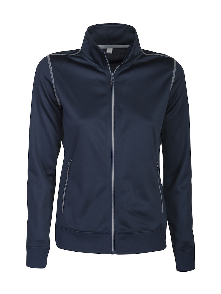 Printer Duathlon Lady Sweatshirt Jacket