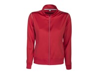 Printer Duathlon Lady Sweatshirt Jacket Red XL