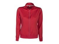 Printer Duathlon Lady Sweatshirt Jacket Red L