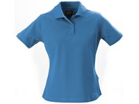 Harvest Albatross Ladies Stretch Polo helderblauw XS