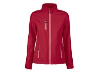 Printer Vert Lady Softshell Jacket Red XL