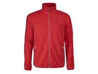 Printer Rocket Fleece Jacket Red XXL