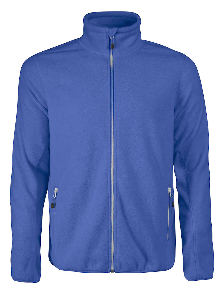 Printer Rocket Fleece Jacket Blue 5XL