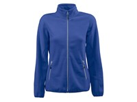 Printer Rocket Lady Fleece Jacket Blue 3XL