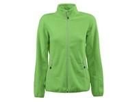 Printer Rocket Lady Fleece Jacket Lime S