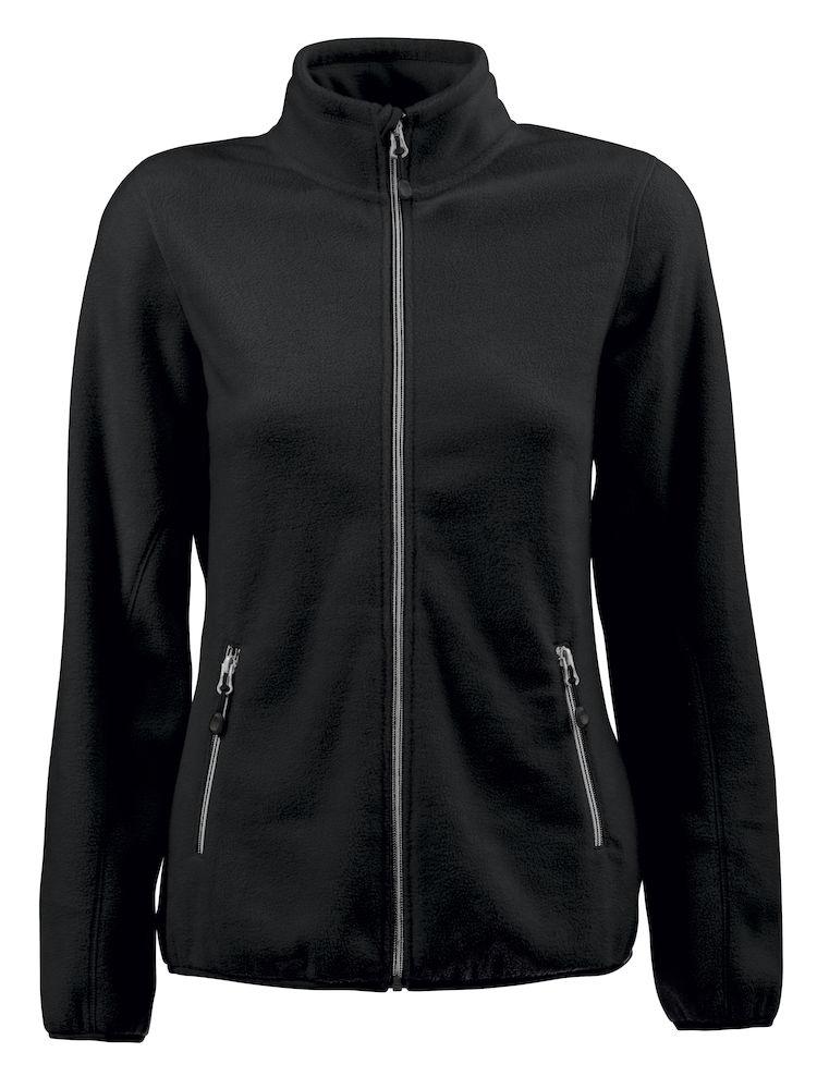 Printer Rocket Lady Fleece Jacket