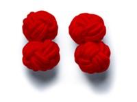 Cufflinks Red ONE