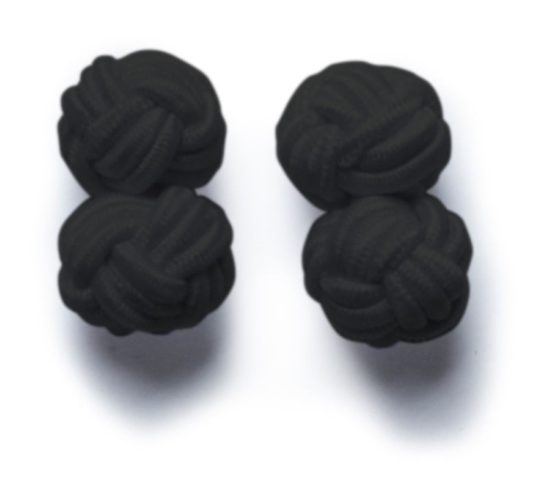 Cufflinks Black ONE