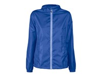 Printer Fastplant Lady Windbreaker Blue S