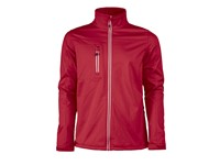 Printer Vert Softshell Jacket Red XXL