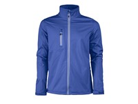 Printer Vert Softshell Jacket Blue 5XL