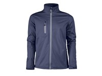 Printer Vert Softshell Jacket Navy XXL