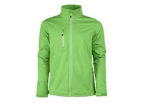 Printer Vert Softshell Jacket Lime XL