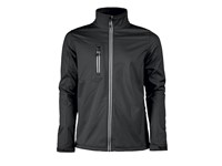 Printer Vert Softshell Jacket Black L