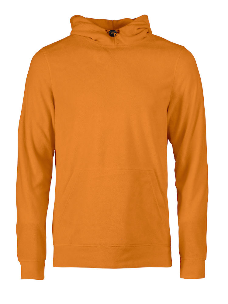 Printer Switch Fleece Hoodie Bright orang M