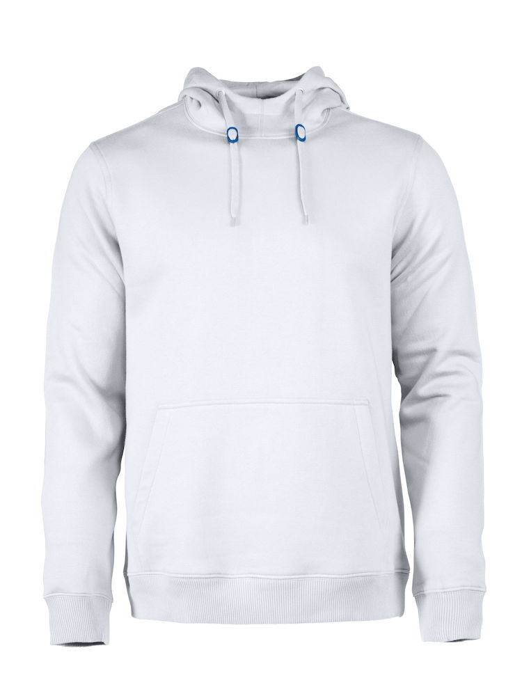 Printer Fastpitch hooded sweater RSX White 5XL