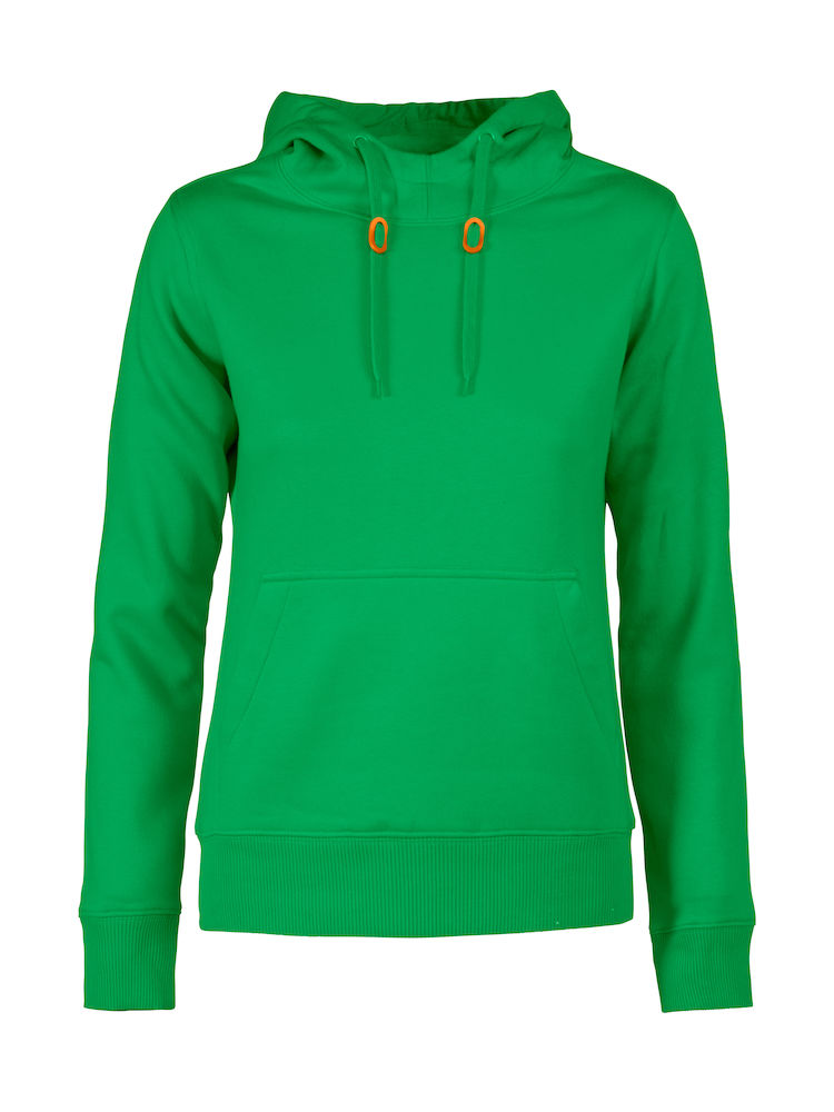 Printer Fastpitch Lady hooded sweater Freshgreen S