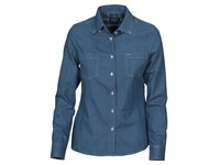 Jupiter Ladies Shirt Denim L