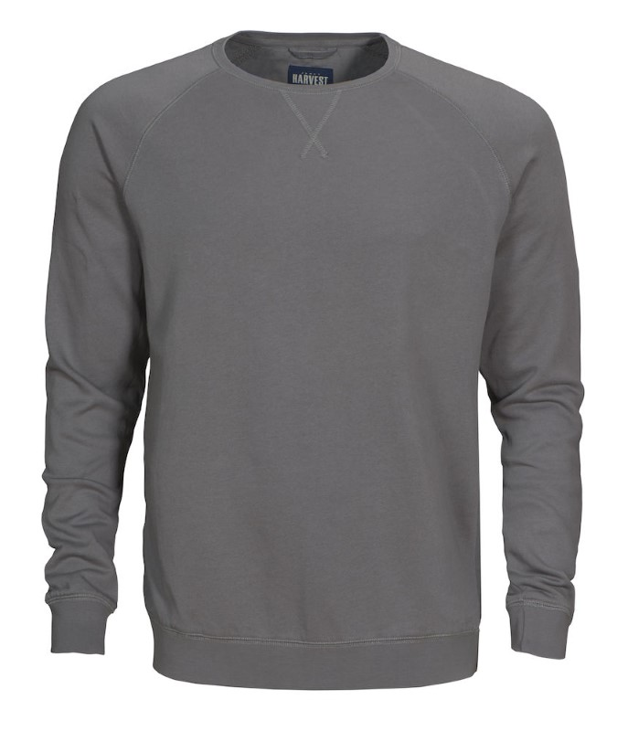 Cornell Crowneck Faded grey 3XL