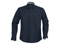 Harvest Baltimore shirt Navy S